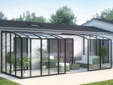 abri de terrasse. Black Bedroom Furniture Sets. Home Design Ideas